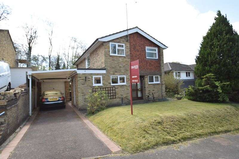 3 Bedrooms Detached House for sale in Turners Wood Drive, Chalfont St. Giles