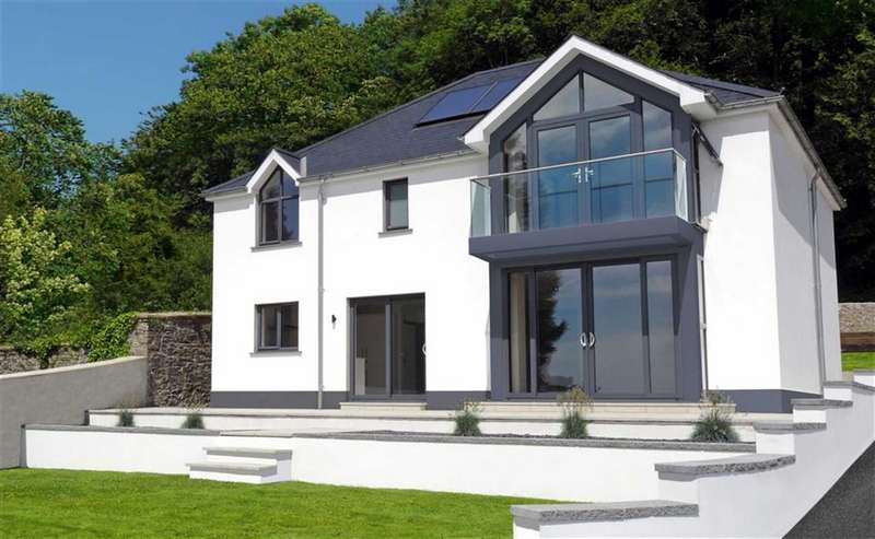 4 Bedrooms Property for sale in Llys Steffan, Llansteffan