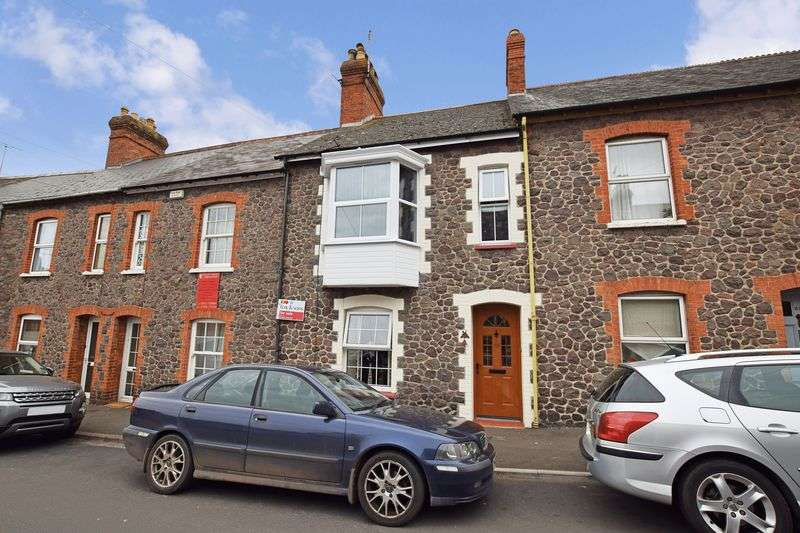 3 Bedrooms Terraced House for sale in Bampton Street, Minehead, Somerset TA24