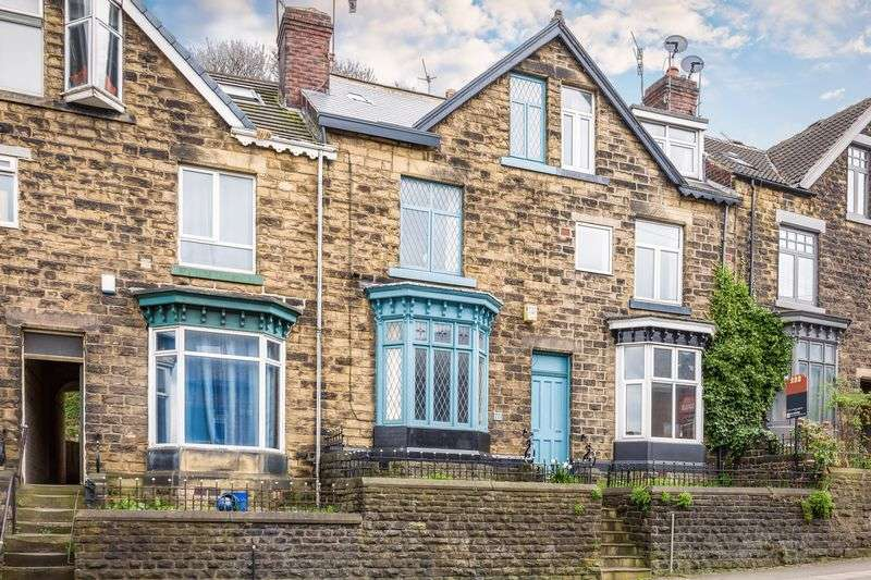 4 Bedrooms Terraced House for sale in Ecclesall Road, Banner Cross, Sheffield, S11 8TH