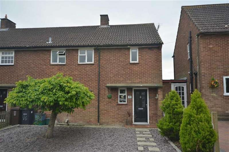 3 Bedrooms Semi Detached House for sale in Manor Road, St Albans