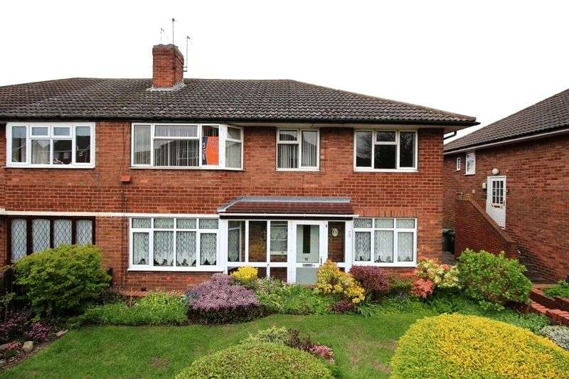 2 Bedrooms Flat for sale in Jockey Field, Upper Gornal