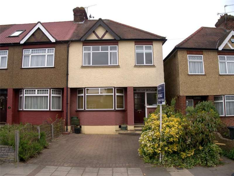 3 Bedrooms End Of Terrace House for sale in Alan Drive, Barnet, Herts, EN5