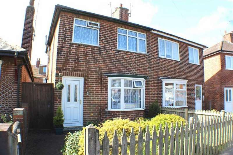 3 Bedrooms Semi Detached House for sale in St Cuthbert Road, Bridlington, East Yorkshire