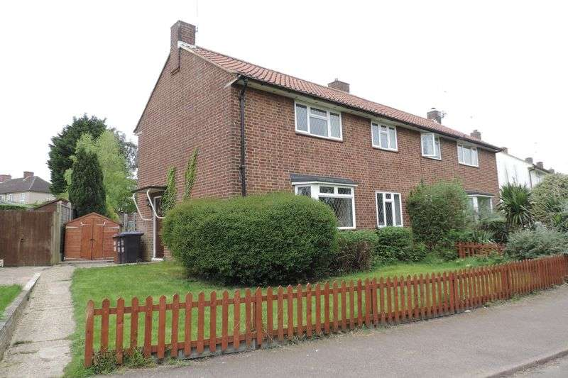 3 Bedrooms Semi Detached House for sale in Orchard Way, Potters Bar
