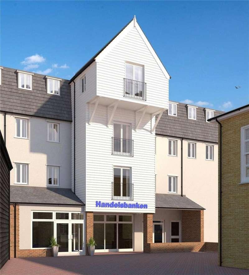 2 Bedrooms Penthouse Flat for sale in Flat 6, North Street, Bishop's Stortford, Hertfordshire, CM23