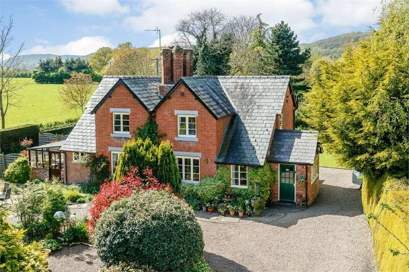 4 Bedrooms Detached House for sale in The Vern, Marden, Herefordshire