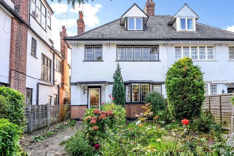 5 Bedrooms Semi Detached House for sale in High Street, Southgate, N14