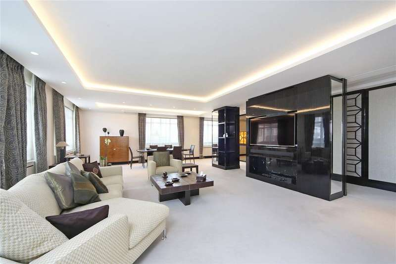 5 Bedrooms Penthouse Flat for rent in Lowndes Lodge, 13-16 Cadogan Place, London, SW1X