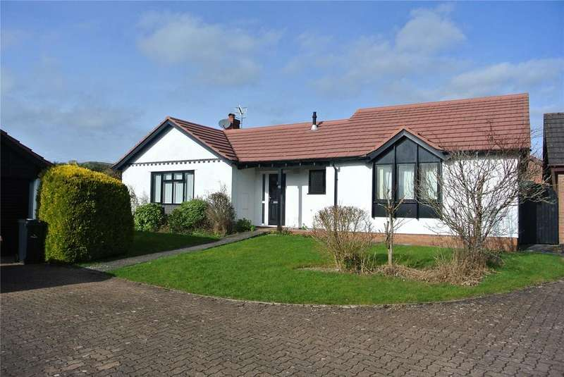 3 Bedrooms Detached Bungalow for sale in Pontwilym, Brecon, Powys