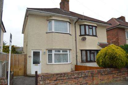 2 Bedrooms Semi Detached House for sale in Strouden Park, Bournemouth, Dorset