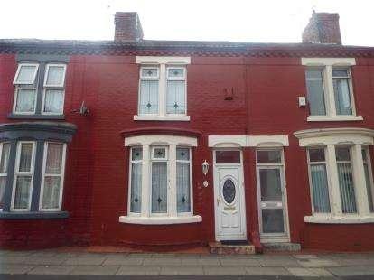 2 Bedrooms Terraced House for sale in Sunbeam Road, Old Swan, Liverpool, Merseyside, L13