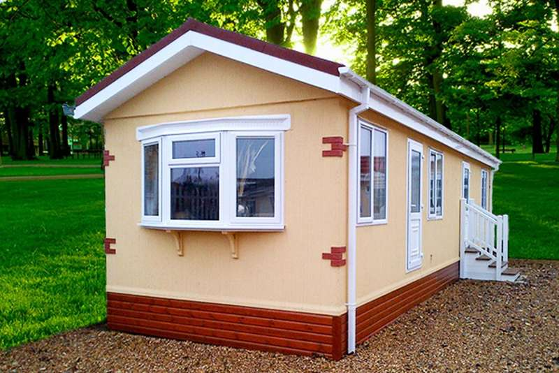 1 Bedroom Park Home Mobile Home for sale in LP1013, Garstang, Lancashire, PR3 1ZJ