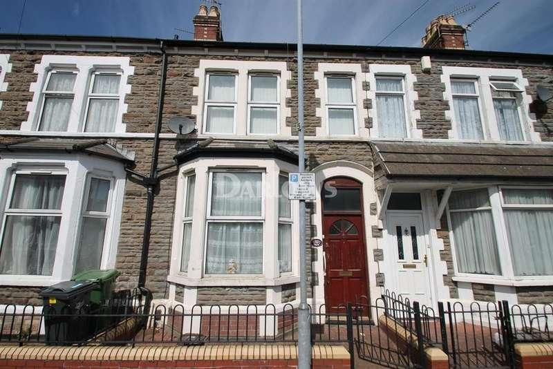 3 Bedrooms Terraced House for sale in Lyndhurst Street, Riverside