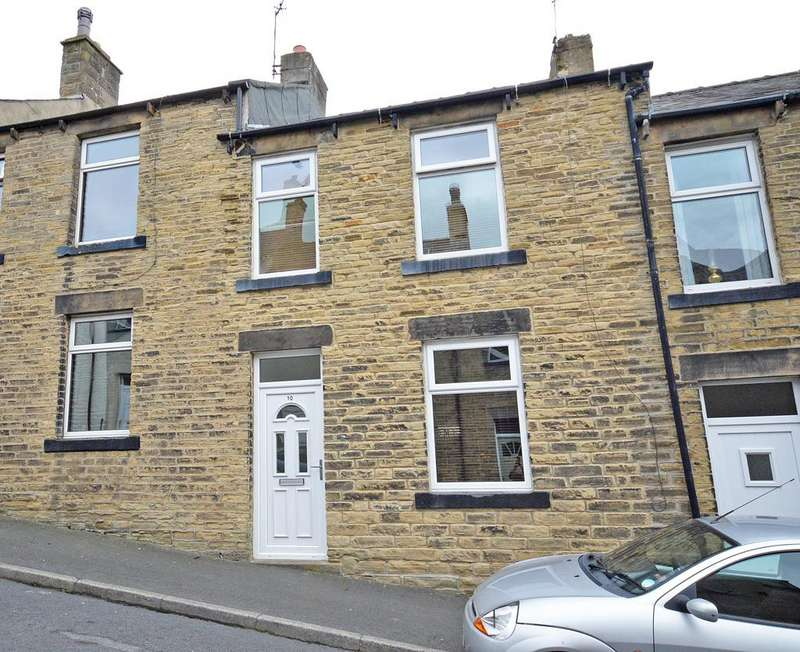 3 Bedrooms Terraced House for sale in 10 Dawson Street, Skipton,