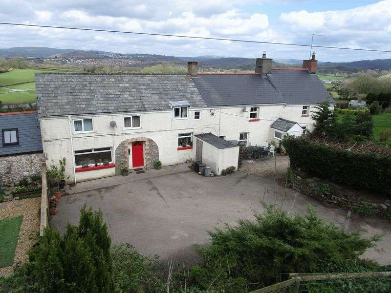 5 Bedrooms Semi Detached House for sale in Bolgoed Farm, Vale of Glamorgan CF72 8JU