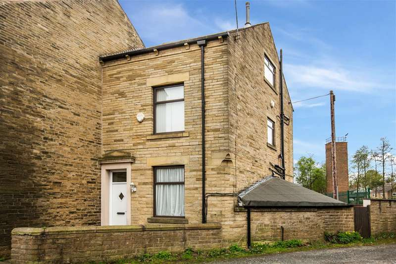 3 Bedrooms End Of Terrace House for sale in Hare Hill Road, Littleborough, OL15 9HG