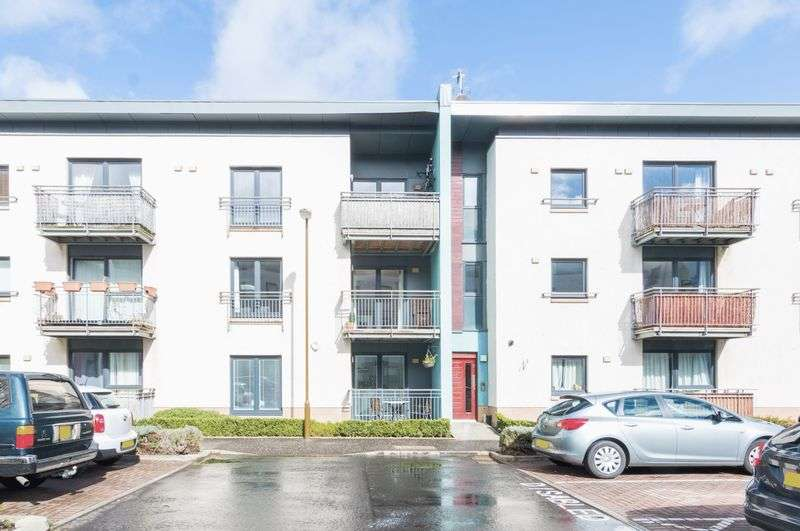 2 Bedrooms Flat for sale in 3/1 East Pilton Farm Place, Fettes, Edinburgh EH5 2QL