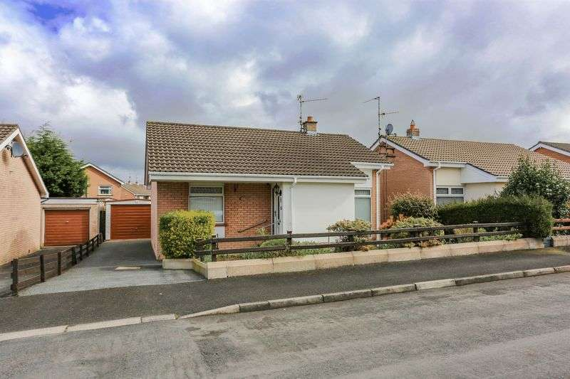 2 Bedrooms Detached House for sale in 58 Lismara, Craigavon, BT65 4BE