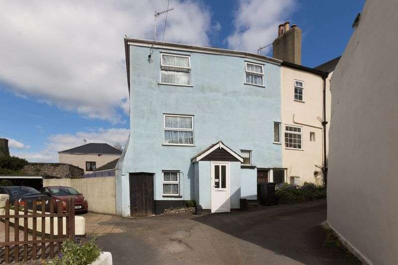 2 Bedrooms Terraced House for sale in St Marys Cottage, Fore Street, Chudleigh