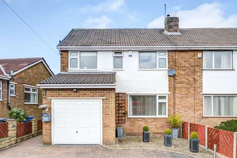 3 Bedrooms Semi Detached House for sale in Rochester Drive, Lodge Moor, Sheffield
