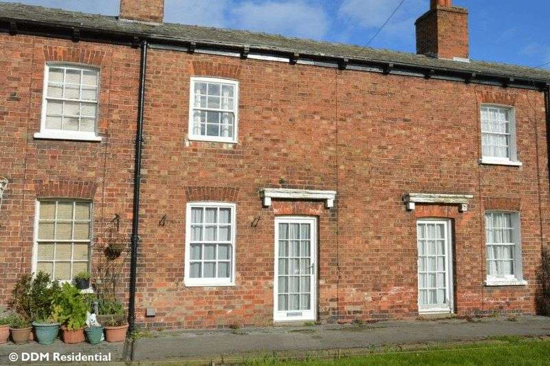2 Bedrooms Terraced House for sale in Manchester Square, New Holland
