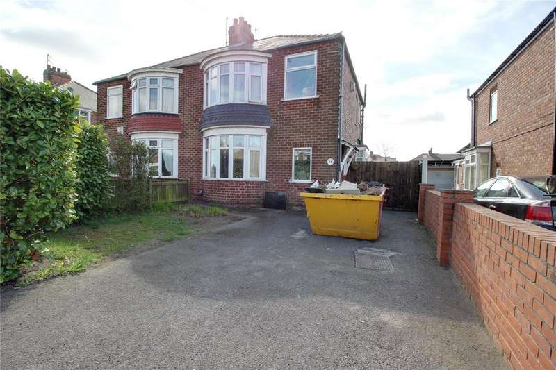 3 Bedrooms Semi Detached House for sale in Mandale Road, Acklam
