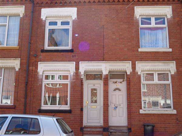 3 Bedrooms Terraced House for sale in Frederick Road