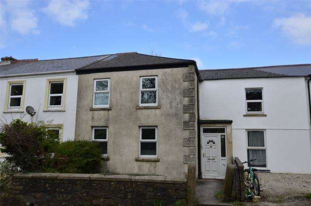2 Bedrooms Terraced House for sale in Trevu Road, Camborne, Cornwall