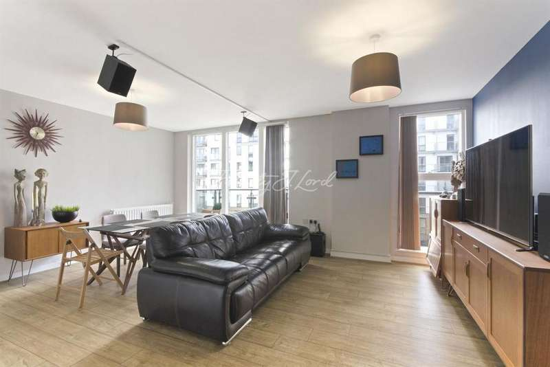 2 Bedrooms Flat for sale in Maestro Apartments, E3