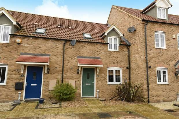 3 Bedrooms Terraced House for sale in Moorland Close, Wixams, Bedford