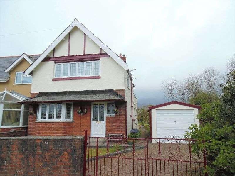 3 Bedrooms Semi Detached House for sale in Pen Y Bryn Villas Brynmenyn Bridgend CF32 9HY