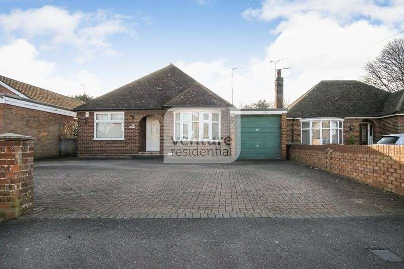 3 Bedrooms Detached Bungalow for sale in Stanton Road, Luton