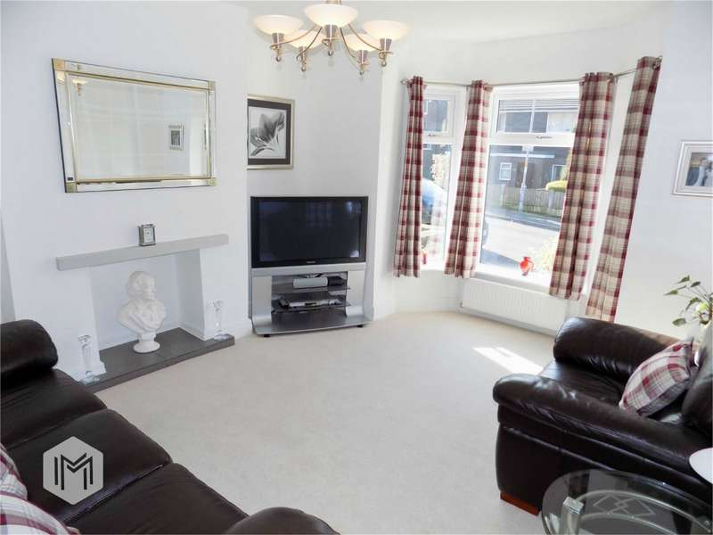 3 Bedrooms Terraced House for sale in Brownlow Road, Horwich, Bolton, Lancashire