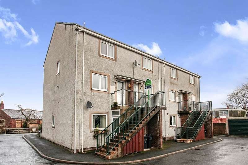2 Bedrooms Flat for sale in Hodgsons Close, Wigton, CA7