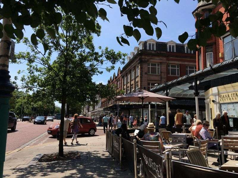 Property for sale in Lord Street, Southport