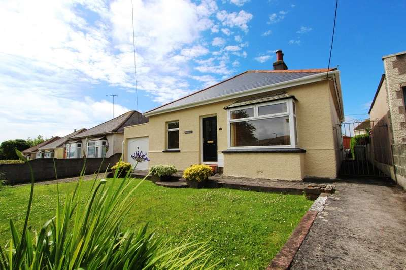 4 Bedrooms Detached Bungalow for sale in Carbeile Road, Torpoint