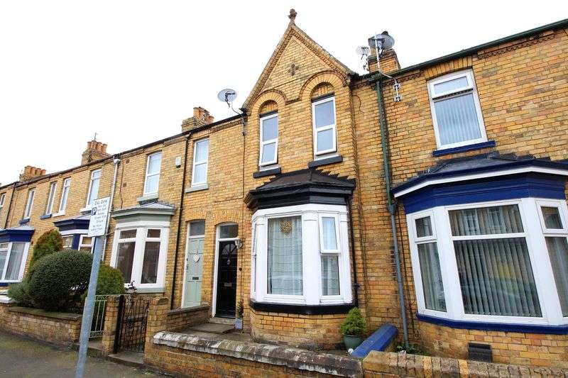 3 Bedrooms Terraced House for sale in Ramsey Street, Scarborough