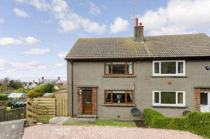 3 Bedrooms Semi Detached House for sale in Kennedy Drive, Dunure