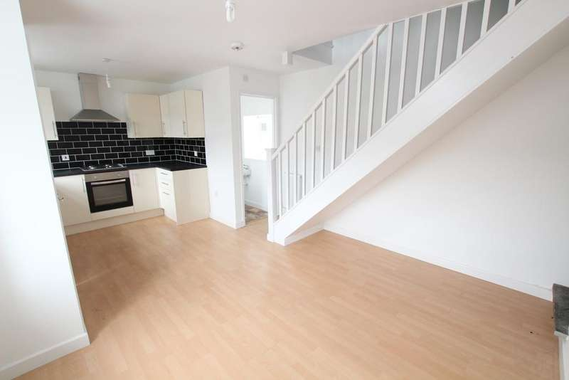 1 Bedroom Cottage House for sale in Canal Row, Abercanaid, Merthyr Tydfil CF48