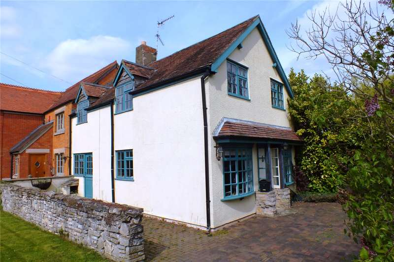 4 Bedrooms Semi Detached House for sale in The Bank, Marlcliff, Bidford-on-Avon, Alcester, B50