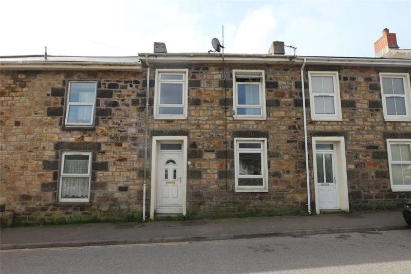 3 Bedrooms Terraced House for sale in North Roskear Road, Camborne