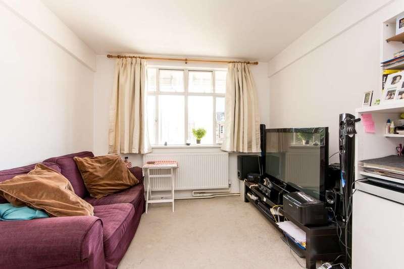 1 Bedroom Flat for sale in Romney Court, Shepherd's Bush, W12