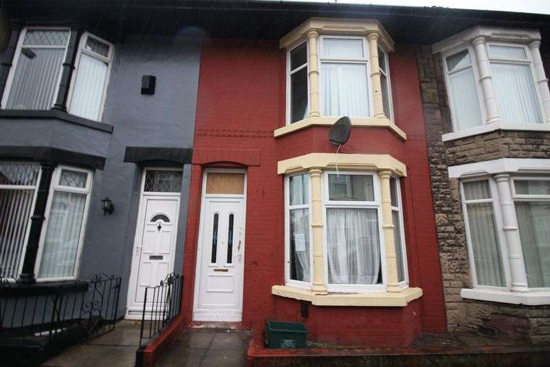 3 Bedrooms Terraced House for sale in Cambridge Road, Bootle