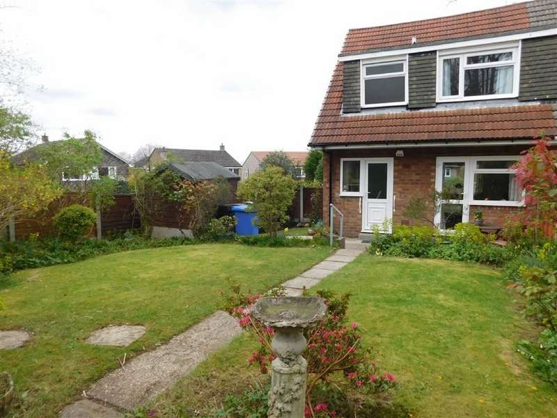 3 Bedrooms Property for sale in Churchill Crescent, Marple, Stockport