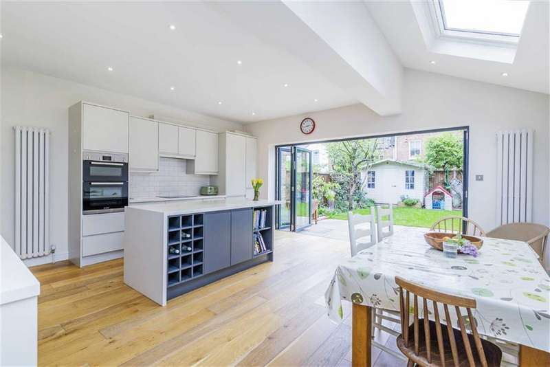 4 Bedrooms House for sale in Pretoria Road, Furzedown, London