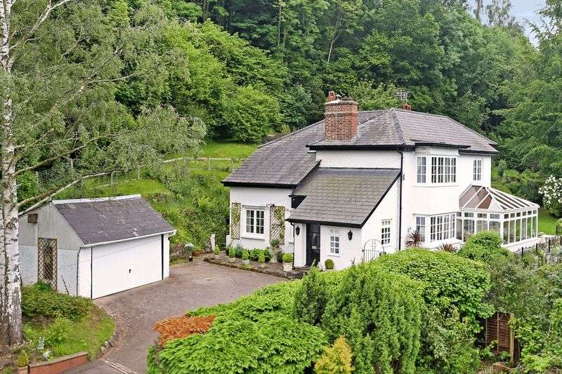4 Bedrooms Detached House for sale in Coppett Hill, Goodrich