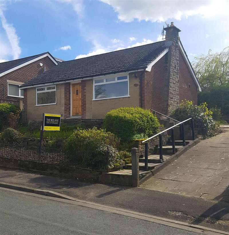2 Bedrooms Detached Bungalow for sale in Pasturegate Avenue, Burnley