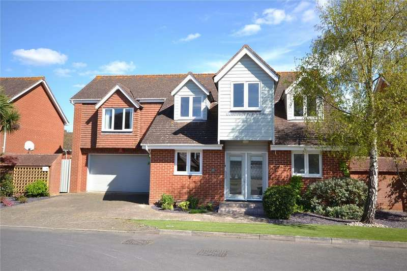 5 Bedrooms Detached House for sale in Conference Place, Lymington, Hampshire, SO41