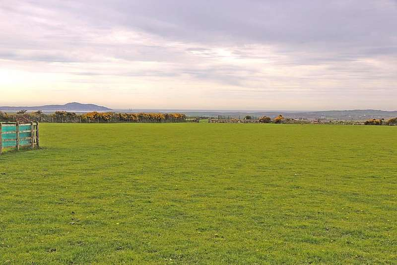 Land Commercial for sale in Carmel, Llanerchymedd, North Wales